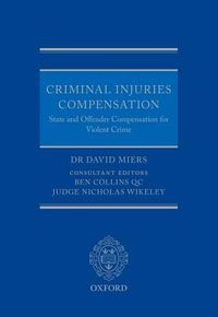 Criminal Injuries Compensation