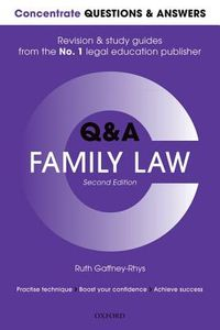 Concentrate Q&A Family Law