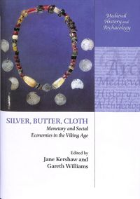 Silver, Butter, Cloth