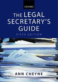 The Legal Secretary's Guide