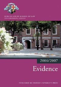 Evidence 2006-07