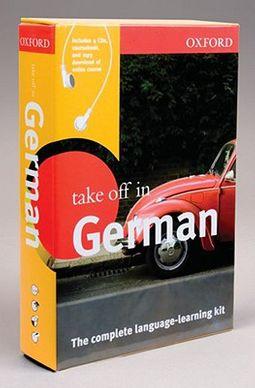 Oxford Take Off in German