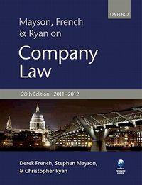 Mayson, French & Ryan on Company Law 2011-2012
