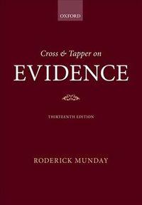Cross & Tapper on Evidence