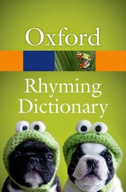 New Oxford Rhyming Dictionary