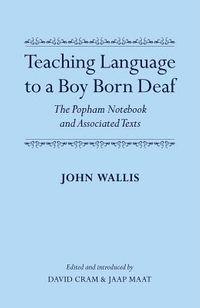 Teaching Language to a Boy Born Deaf