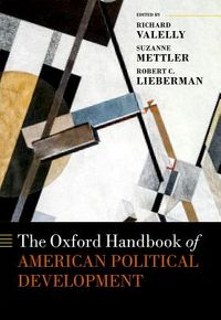 The Oxford Handbook of American Political Development