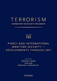 Terrorism 1 Commentary on Security Documents