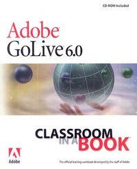 Adobe Golive 6.0