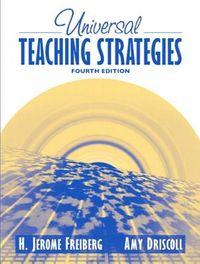 Universal Teaching Strategies