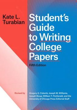 Student?s Guide to Writing College Papers