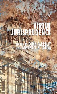 Virtue Jurisprudence