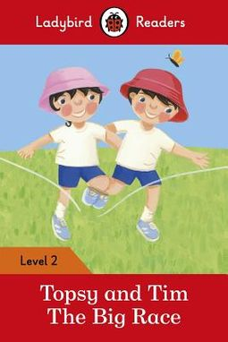 Topsy and Tim The Big Race
