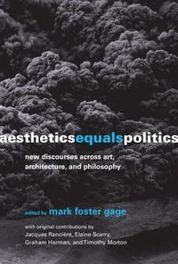 Aesthetics Equals Politics