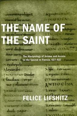 The Name of the Saint