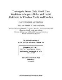 Training the Future Child Health Care Workforce to Improve Behavioral Health of Children, Youth, and Families