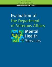 Evaluation of the Department of Veterans Affairs Mental Health Services