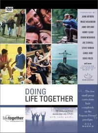 Doing Life Together Dvd Curriculum