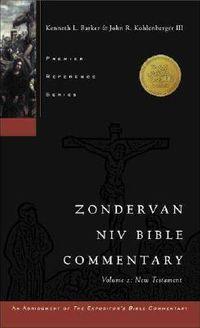 The Zondervan Niv Bible Commentary