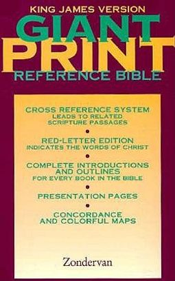 HPB | Search for KJV Giant Print Reference Bible