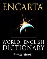 Encarta World English Dictionary