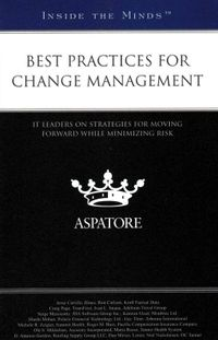 Best Practices for Change Management