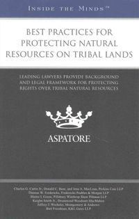 Best Practices for Protecting Natural Resources on Tribal Lands