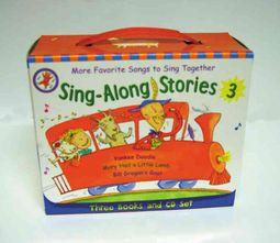 Sing-Along Stories 3