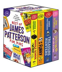 Best of James Patterson for Kids Gift Set
