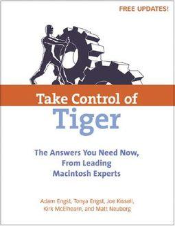 Take Control Of Tiger