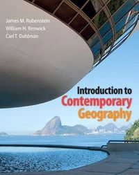 Introduction to Contemporary Geography With Masteringgeography