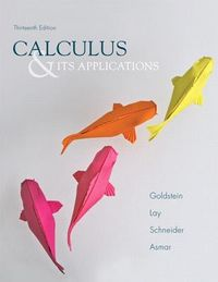 Calculus & Its Applications + MyMathLab with Pearson eText Access Card