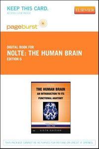 The Human Brain - Pageburst E-book on Vitalsource Retail Access Card