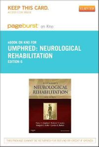 Neurological Rehabilitation Pageburst on Kno Retail Access Code