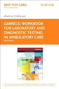 Laboratory and Diagnostic Testing in Ambulatory Care Elsevier Ebook on Vitalsource Retail Access Card