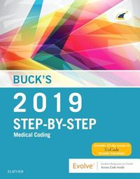 Buck's Step-by-Step Medical Coding 2019
