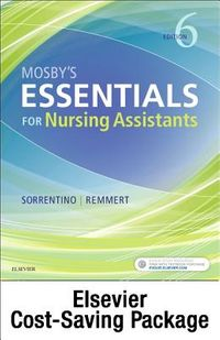Mosby's Essentials for Nursing Assistants + Workbook and Clinical Skills