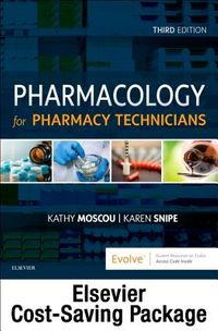 Pharmacology for Pharmacy Technicians - Text and Workbook Package
