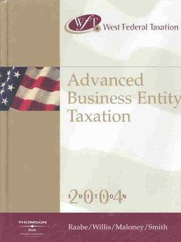 Advanced Business Entity Taxation 2004