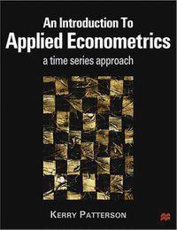 Introduction to Applied Econometrics