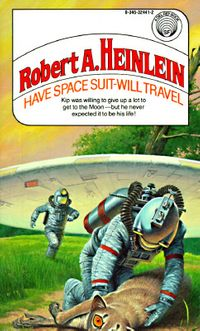 Have Space Suit Will Travel