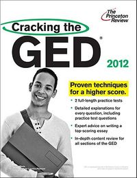 The Princeton Review Cracking the Ged 2012