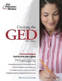 The Princeton Review Cracking the Ged 2007
