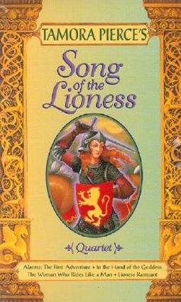 The Song of the Lioness Quartet
