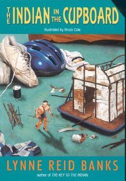 The Indian in the Cupboard - Banks, Lynne Reid/ Cole, Brock (ILT) -  9780380600120 | HPB