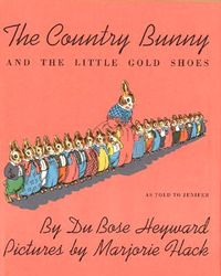Country Bunny and the Little Gold Shoes