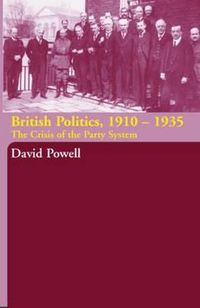 British Politics, 1910-35