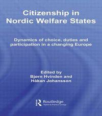 Citizenship in Nordic Welfare States
