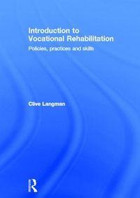 Introduction to Vocational Rehabilitation