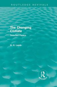 The Changing Climate